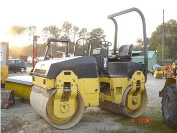 BOMAG BW 135 AD - roller