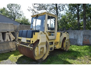 BOMAG BW 151 AD-2 - roller