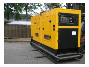 SDMO GS250-SIL - construction machinery