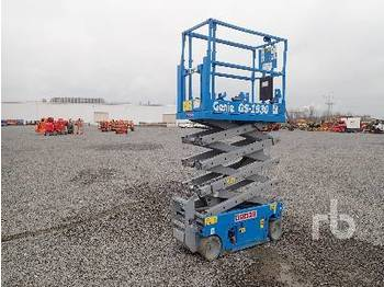 Scissor lift GENIE GS1930 Electric