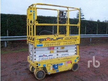 Iteco IT7380 - scissor lift