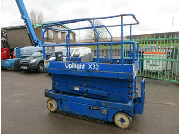 UPRIGHT X32 - scissor lift