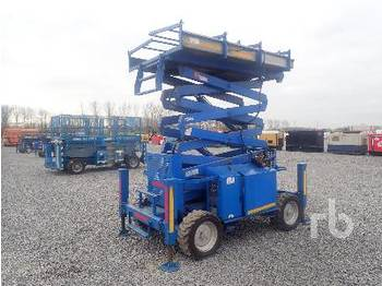 UPRIGHT X33RT 4x4 - scissor lift
