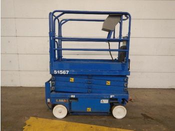 UpRight MX19 - scissor lift