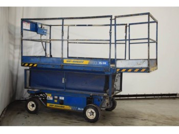 Scissor lift UpRight XL24