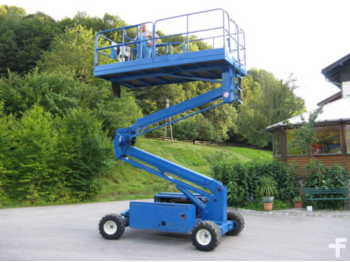 Upright SL 26 RT AWD 9 Meter - scissor lift