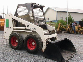 BOBCAT 630 - skid steer loader