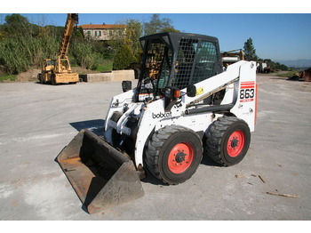 BOBCAT 863H - skid steer loader