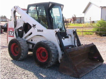 BOBCAT 873 G - skid steer loader