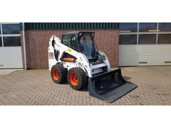 Skid steer loader Bobcat T 450   2 speed, 32998 USD - Truck1