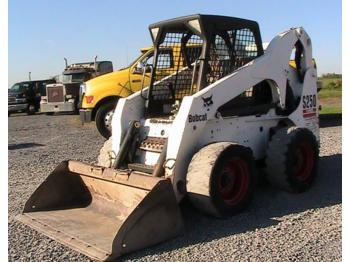 BOBCAT S250 - skid steer loader
