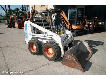 Bobcat 743 - skid steer loader
