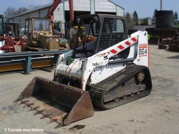 Bobcat 864H - skid steer loader