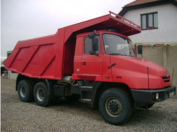 TATRA T-163 6x6 - construction machinery