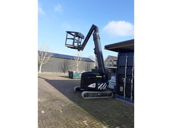 Rupshoogwerker Dutch Crane Factory 31.10 - telescopic boom
