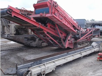 Terex Finlay 683 On Tracks - construction machinery