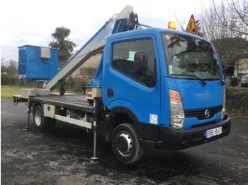 Multitel 160/ALU DS - truck with aerial platform