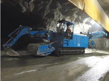 Terex Schaeff ITC 312 - tunnel boring machine