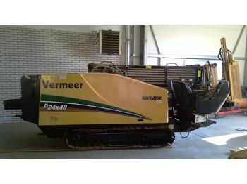 Vermeer D24x40 SII - construction machinery