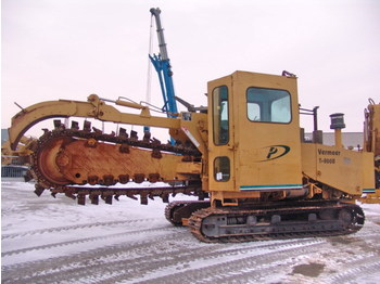 Vermeer T800B Trencher - construction machinery