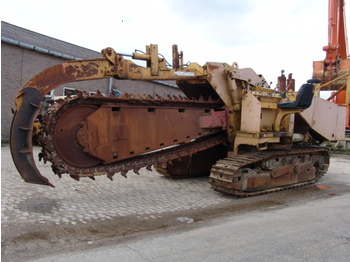 Vermeer T800HT Trencher - construction machinery