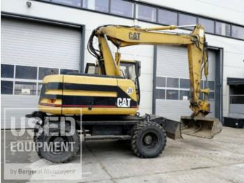 Wheel excavator CATERPILLAR M312