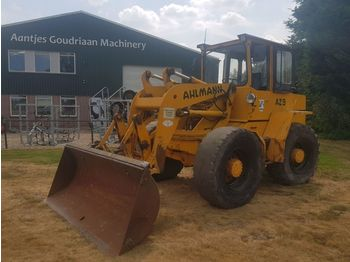 AHLMANN Shovel az09 - wheel loader