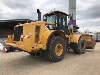 Caterpillar 966H HL - wheel loader