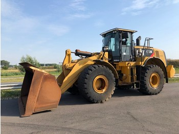 Caterpillar 972K Wheel Loader - wheel loader