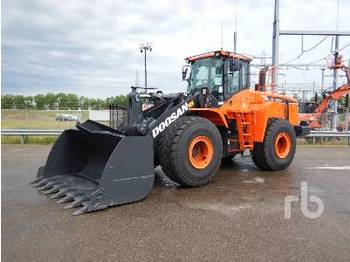 Wheel loader DOOSAN DL420-5K