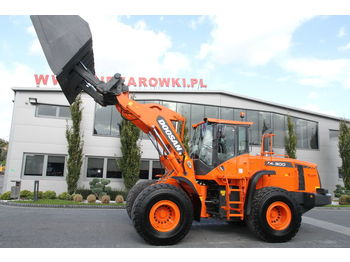 Wheel loader DOOSAN WHEEL LOADER 18.6 T DL 300