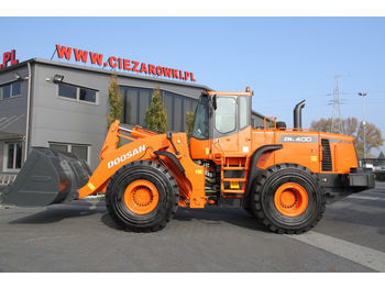 Wheel loader DOOSAN WHEEL LOADER 22.8 T DL 400