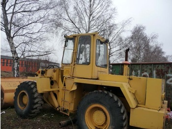 FAUN Frisch F1410, F 1410 Radlader (O+K Orenstein), Bucket, 4.500 h, Year 1986 - wheel loader