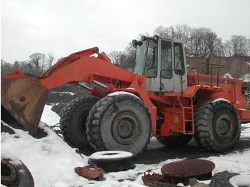 FIAT-ALLIS FR 220 wheel loader - wheel loader
