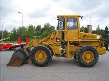 Fiat-Allis 605B - wheel loader