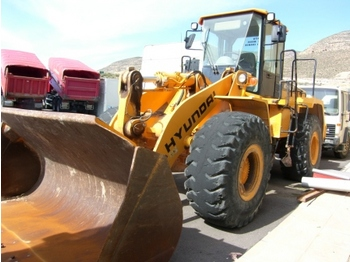HYUNDAI HL760-7 - wheel loader