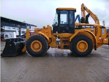 Hyundai HL 740-7A - wheel loader