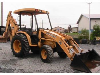 John Deere 110 Tractor - wheel loader