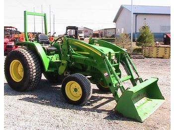 John Deere 990 Tractor 4x4 300CX - wheel loader