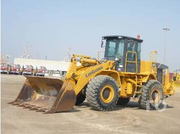 LIUGONG CLG 856 - wheel loader