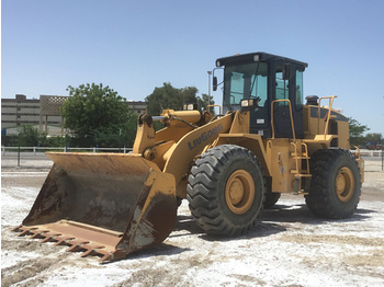 LiuGong ZL50CN - wheel loader