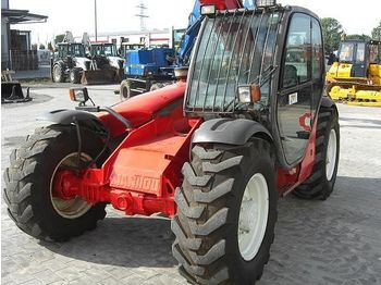 Manitou MLT 629 Turbo - wheel loader