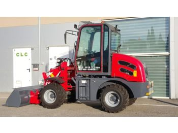 New Compact CLC T 1000 RED - wheel loader
