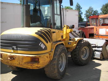 VOLVO L30 B-ZS Radlader / Wheel Loader, Schnell Wechsler, Bucket, 8.000 h, Year 2000 - wheel loader