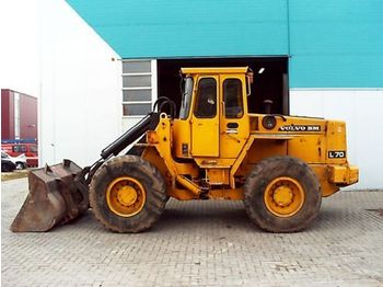Volvo L70 - wheel loader