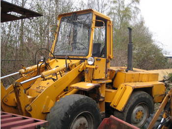 ZETTELMEYER ZL 1001 Radlader / Wheel Loader, 7.000 h, Year 1988 - wheel loader