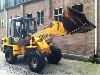 Zettelmeyer Shovel - wheel loader