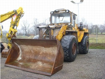 Zettelmeyer ZL 4001 B - wheel loader