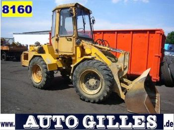 Zettelmeyer ZL 801 Wheel Loader - wheel loader