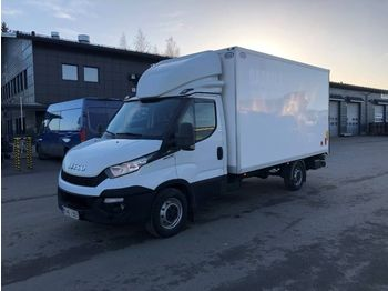 Closed box van IVECO Daily 35S17 PAKU